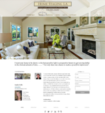 HOME STAGING LA