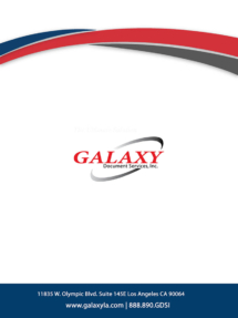 Galaxy Documents Folder Design